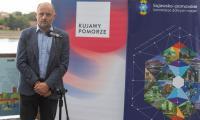 Konferencja prasowa inaugurująca tegoroczny Paszport Turystyczny, fot. Mikołaj Kuras dla UMWKP