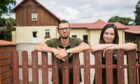 Pracownicy GLPK - Tomasz Górny i Anita Pomierska, fot. Andrzej Goiński/UMWKP