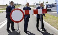 Nowa ulica łączy dwa największe inowrocławskie osiedla, fot. Andrzej Goiński/UMWKP