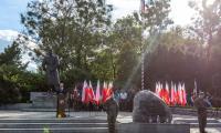 Obchody 76. rocznicy wybuchu Powstania Warszawskiego  w Toruniu, fot. Szymon Zdziebło/tarantoga.pl dla UMWKP