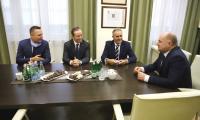 Marszałek Senatu w Kujawsko-Pomorskiem, fot. Mikołaj Kuras dla UMWKP