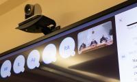 Konferencja prasowa marszałka Piotra Całbeckiego z udziałem wicemarszałka Zbigniewa Ostrowskiego i przedstawiciela branży gastronomicznej Remigiusza Wenglera, fot. Mikołaj Kuras dla UMWKP