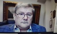 Andrzej Arndt podczas Prezydium K-P WRDS, fot. Beata Wiśniewska
