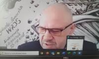 p. Roman Rogalski, posiedzenie Zespołu przy K-P WRDS