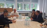 Posiedzenie Członków Wojewódzkiej Społecznej Rady ds. Osób Niepełnosprawnych , fot. Iwona Lizoń-Szurmiej