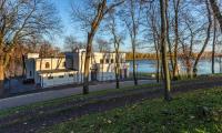 Pałacyk przy Mysiej Wieży w Kruszwicy, październik 2020, fot. Filip Kowalkowski dla UMWK-P
