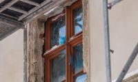 Restaurowany dom rodzinny Ludwika Rydygiera w Dusocinie, fot. Szymon Zdziebło/tarantoga.pl dla UMWKP
