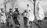 Grupa zapustna z Kruszyna 1966 r., fot. Z. Pietrzykowska
