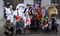 Grupa zapustna z Szymborza 2012 r, fot. M. Kwiatkowski