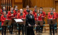 Jubileuszowy koncert zespołu EMBAND, fot. Filip Kowalkowski dla UMWKP