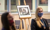 Wręczenie stypendiów artystycznych, fot. Szymon Zdziebło/tarantoga.pl dla UMWKP