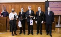 Spotkanie w prymusami Pomorza i Kujaw, fot. Andrzej Goiński/UMWKP
