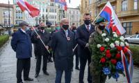 Uroczystości z okazji Święta Narodowego Trzeciego Maja w Bydgoszczy, fot. Filip Kowalkowski dla UMWKP