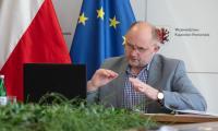 Spotkanie marszałka Piotra Całbeckiego z parlamentarzystami regionu, fot. Mikołaj Kuras dla UMWKP