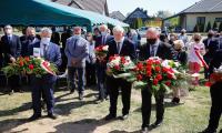 Obchody rocznicowe w Łubiance, fot. Mikołaj Kuras dla UMWKP