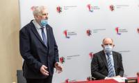 Podpisanie listu intencyjnego, fot. Szymon Ździebło tarantoga.pl dla UMWKP