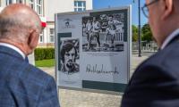 Otwarcie wystawy poświęconej Bronisławowi Malinowskiemu, fot. Szymon Zdziebło/tarantoga.pl dla UMWKP