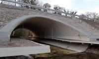 Most w Byszewie na DW 243, fot. ZDW w Bydgoszczy