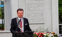 30-lecie samorządu miejskiego w Kowalu, fot. Mikołaj Kuras dla UMWKP