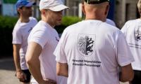 Bieg sztafetowy pamięci Bronisława Malinowskiego, fot. Filip Kowalkowski dla UMWKP
