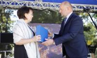 Otwarcie Muzeum Twierdzy Toruń, fot. Mikołaj Kuras dla UMWKP