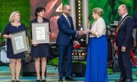 Gala Nagród Marszałka 2021, fot. Szymon Zdziebło, tarantoga.pl dla UMWKP