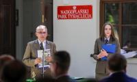 Otwarcie siedziby Nadgoplańskiego Parku Krajobrazowego w Kruszwicy. Fot. Szymon Zdziebło/tarantoga.pl dla UMWK-P
