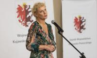 Wręczenie stypendiów artystycznych, fot. Mikołaj Kuras dla UMWKP