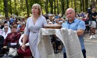 Oficjalna wizyta w litewskim Rejonie Solecznickim, fot. UMWKP