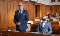 Podpisanie umów na inwestycje drogowe, fot. Mikołaj Kuras dla UMWKP