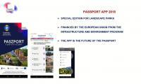 Prezentacja podczas wizyty studyjnej on-line, zrzut ekranu Agata Mazurek