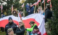 Obchody Narodowego Święta Niepodległości w Toruniu, fot. Andrzej Goiński