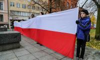Obchody Narodowego Święta Niepodległości w Bydgoszczy, fot. Filip Kowalkowski