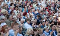 """06.06.2018, """"Operowe rendez-vous"""" w Amfiteatrze przy Operze Nova w Bydgoszczy fot. Filip Kowalkowski"""
