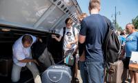 Szesnaścioro najaktywniejszych uczestników zajęć w kujawsko-pomorskich astrobazach wyjechało 8 sierpnia do Chorwacji na obóz żeglarski połączony z warsztatami z astronawigacji i astronomii, fot. Łukasz Piecyk