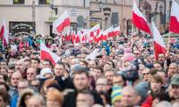 Piknik patriotyczny na toruńskiej Starówce, fot. Łukasz Piecyk
