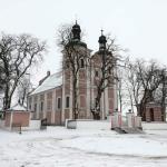 Kościół w Sadłowie, fot. Marzena Zdrojewska
