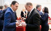 Świąteczne spotkanie radnych sejmiku, fot. Andrzej Goiński