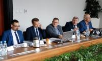 Posiedzenie Wojewódzkiej Rady Dialogu Społecznego, fot. Mikołaj Kuras