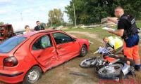 Udzielanie pomocy przedmedycznej przez ratowników drogowych