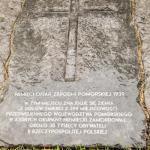 Pomnik Pamięci Ofiar Zbrodni Pomorskiej 1939 r., fot. Andrzej Goiński