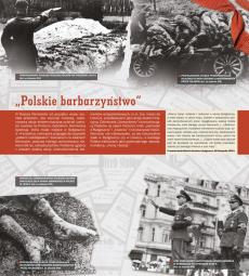 Wystawa - Zapomniani Kaci Hitlera - plansza nr 2