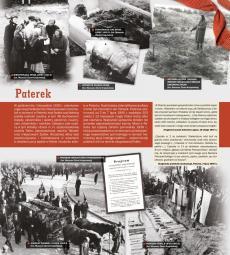 Wystawa - Zapomniani Kaci Hitlera - plansza nr 15
