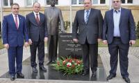 Delegacja gruzińskiego regionu Imereti, 2 marca 2015r. , fot. Tymoteusz Tymiński