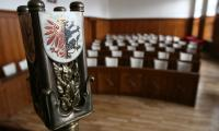Sala im. Władysława Raczkiewicza Urzędu Marszałkowskiego w Toruniu, fot. Andrzej Goiński