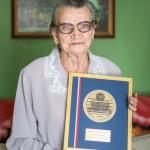 Zofia Gurtatowska, fot. Szymon Zdziebło/tarantoga.pl
