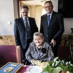 Franciszka Kwiatkowska, fot. Andrzej Goiński
