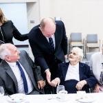 Wizyta rówieśników niepodległej w Urzędzie Marszałkowskim Województwa Kujawsko-Pomorskiego fot. Andrzej Goiński
