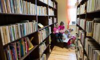 Biblioteka w Zelgnie, fot. Tytus Szabelski