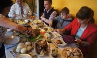 Obiad gęsinowy państwa Wojdonów (relacja konkursowa 2012)